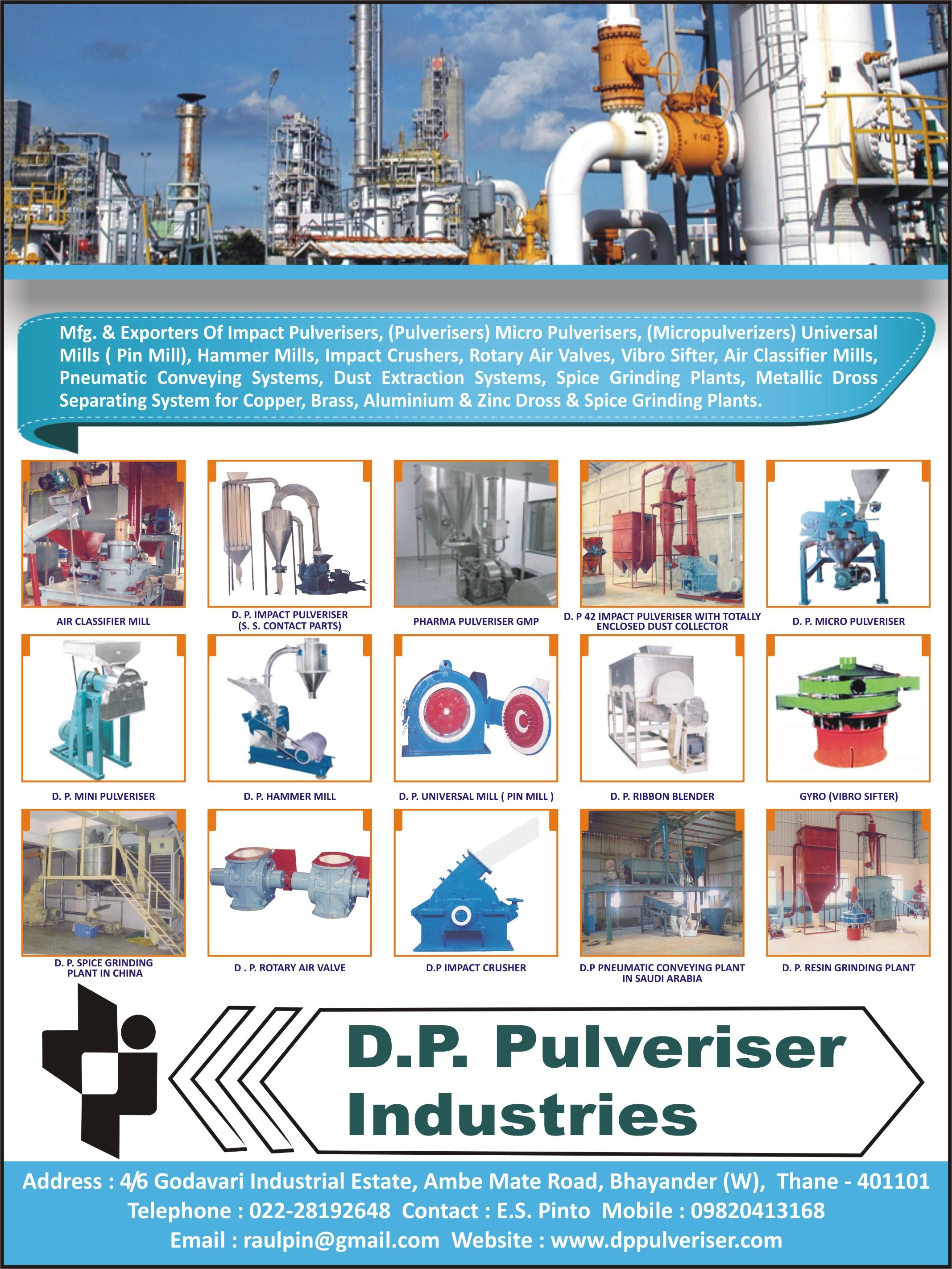 D Printech Ribbon Pack Refill Dppulveriser Industries Bhayander W