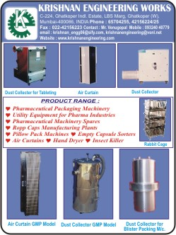 Kristeel Shinwa Industries Ltd Mumbai